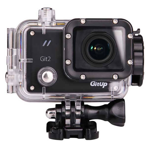 Gitup Git2 Action Camera Pro Packing & Accessories