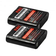 Σετ 2 Μπαταρίες EBL 3.6V 700mAh KEBT-071A 53615 για PMR και ασύρματα τηλέφωνα