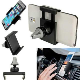 Βάση στήριξης αεραγωγού για όλα τα smartphones IPhone, Samsung, κλπ από 5.5cm έως 8.2cm