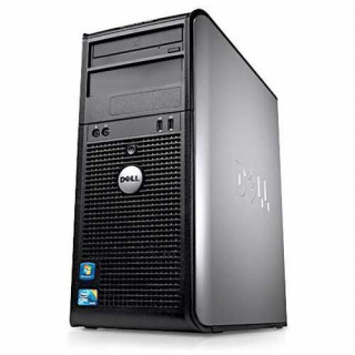 DELL Optiplex 780 Core 2 Quad Q8400, 4GB, SSD, HDD, GF, DVD-RW, Refurbished PC