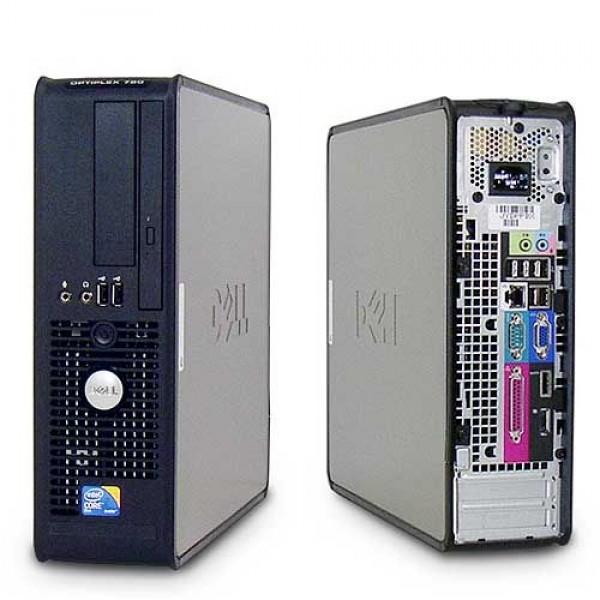 DELL Optiplex 780 Core 2 Duo E7500/2GB/250GB/DVD-RW Refurbished PC