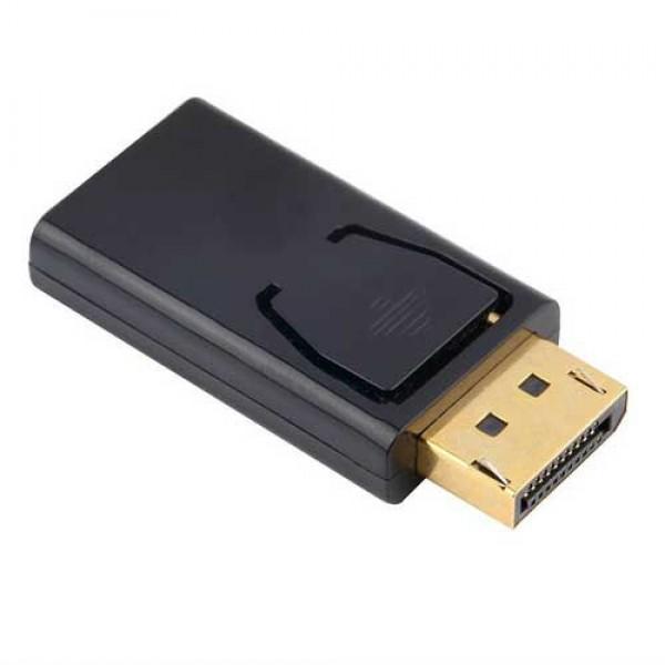 Display Port DP Αρσενικό σε HDMI Θηλυκό Αντάπτορας Converter Adaptor για HDTV Gold