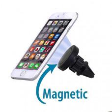 Βάση στήριξης αεραγωγού με μαγνήτη για Smartphones iPhone, Samsung Galaxy κλπ από 4 έως 7 ίντσες