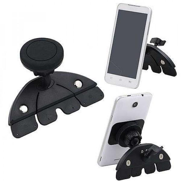 Βάση στήριξης αεραγωγού με μαγνήτη για Smartphones & Tablet, Samsung Galaxy κλπ από 4 έως 7 ίντσες