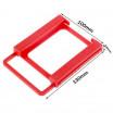 Πλαίσιο θήκη για σκληρούς δίσκους HDD SSD από 2.5 σε 3.5 ίντσες Slim Mounting Frame