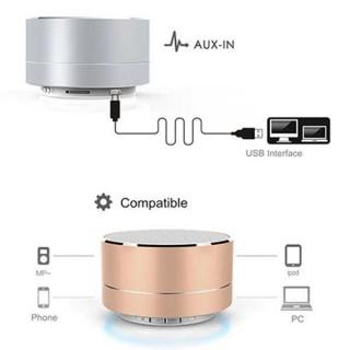 Φορητό ηχείο Bluetooth με Super Bass, MP3 player και FM Radio για Smartphone ή Tablet και λειτουργία ανοιχτής ακρόασης