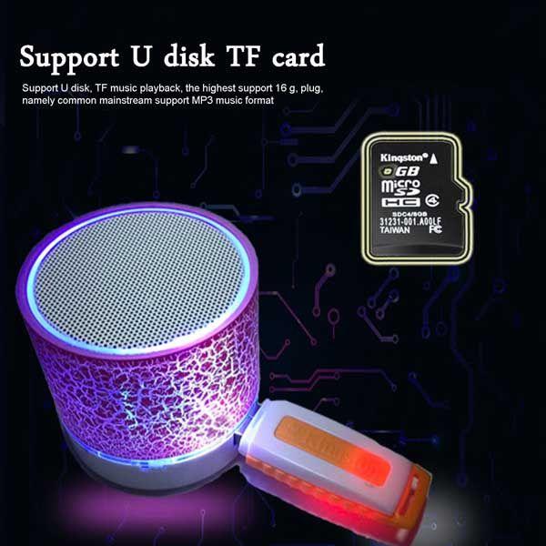 Φορητό ηχείο Bluetooth, MP3 player και FM Radio για Smartphone ή Tablet και λειτουργία ανοιχτής ακρόασης