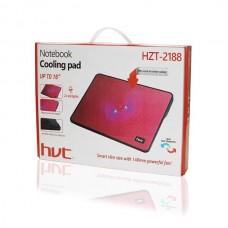 Βάση φορητού υπολογιστή με ανεμιστήρα HVT HZT-2188 για Notebook μέχρι 16.0 ίντσες