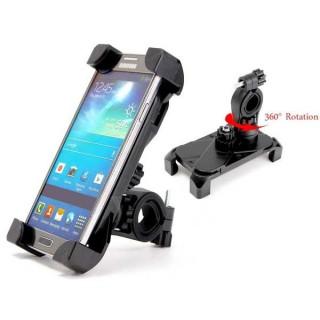 """Βάση στήριξης μηχανής ή ποδηλάτου για όλα τα κινητά smartphones IPhone, Samsung, κλπ από 3.5"""" έως 6.5"""""""