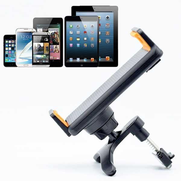Βάση στήριξης αυτοκινήτου στον αεραγωγό για όλα τα μεγέθη Tablet ή Smartphone ΝΕΟ *