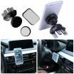 Βάση στήριξης αυτοκινήτου στο CD ή στον αεραγωγό για Smartphones & Tablet έως 7 ίντσες με μαγνήτη