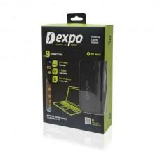 Τροφοδοτικό Universal DEXPO Φορτιστής για Laptop 9tips 74226