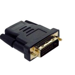 Μετατροπέας DVI-D 24+1 Αρσενικό σε HDMI Θηλυκό adapter converter