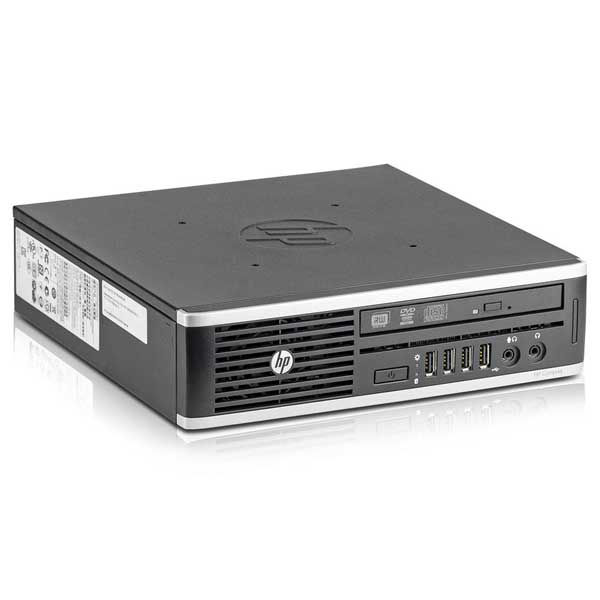 HP Compaq Elite 8300 USFF Intel Dual Core G645, 4GB, 160GB, DVD-RW Refurbished PC