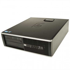 HP Compaq Elite 8300 SFF Intel Quad Core i5-3570, 4GB, SSD + HDD, DVD-RW Refurbished PC
