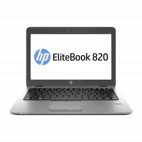 HP EliteBook 820 12.5 ίντσες G1 i5-4300U, 4GB, SSD - HDD Optional Refurbished Laptop