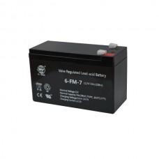 Μπαταρία Μολύβδου 12V 7AH 6-FM-7 για UPS