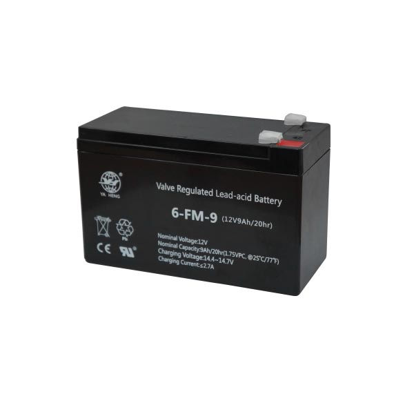 Μπαταρία Μολύβδου 12V 9AH 6-FM-9 για UPS