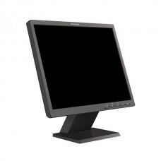 Οθόνη TFT 17 ιντσών Lenovo L171 Used Monitor μαύρη