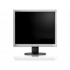 Οθόνη TFT 17 ιντσών LG Flatron L1742SE Used Monitor μαύρη/ασημί