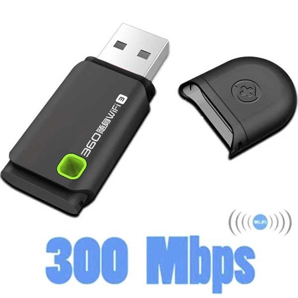 Mini 300mbps USB WiFi Wireless Network Lan Adapter Router AP Mediatek 802.11n