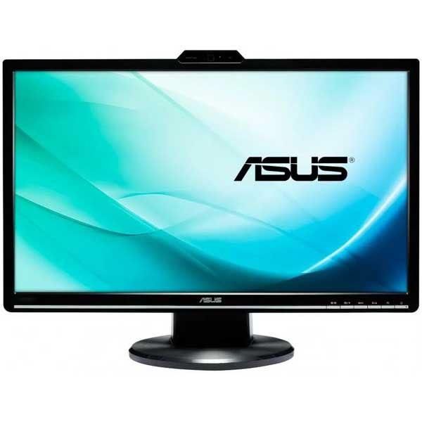 Οθόνη TFT 19 ιντσών Asus VK193 με WebCam Used Monitor μαύρη
