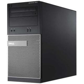 DELL Optiplex 3010 MT Intel Core i3-3220, 4GB, 250GB, DVD-RW, Refurbished PC