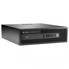 HP Elitedesk 800 G2 SFF Intel Quad Core i5-6500, 8GB, 500GB, Win10 Refurbished PC