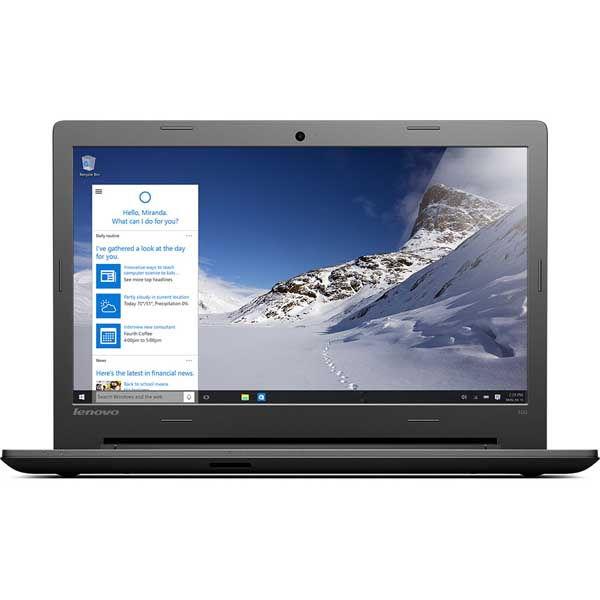 Lenovo IdeaPad 100-15IBD 15.6 ίντσες Intel Core i3-5005U 4GB 1TB WebCam HD Windows Laptop