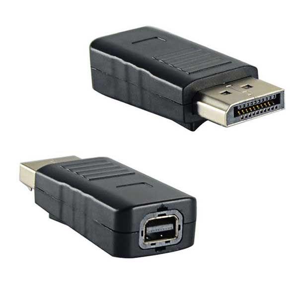 Μετατροπέας Mini Display Port DP θηλυκό σε Display Port αρσενικό Adapter Converter για Macbook, PC, HDTV