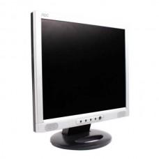 Οθόνη TFT 17 ιντσών AOC LM725 Multimedia Used Monitor μαύρη-ασημί