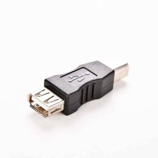 Μετατροπέας USB 2.0 Type Α Θηλυκό σε USB Type Β Αρσενικό Connector Adapter Converter