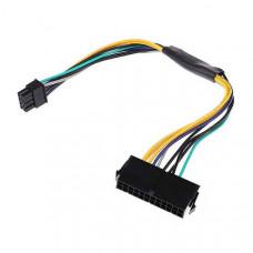 24Pin σε 8pin power ATX cable για Dell Optiplex 3020 7020 9020 T1700