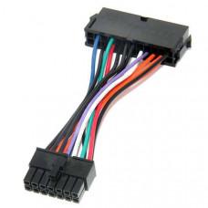 24Pin σε 14Pin power ATX cable για Lenovo M83, M92P, M93P, ThinkServer TS140 TS440