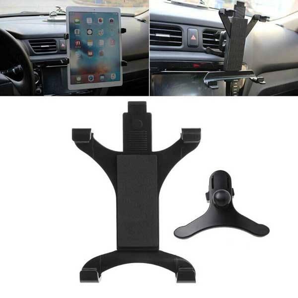 Βάση στήριξης αεραγωγού αυτοκινήτου για tablet ή smartphone iPad, Samsung, MLS, Lenovo κλπ από 12.5cm έως 20.5cm