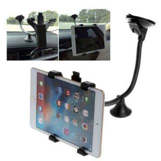 Βάση στήριξης για τζάμι αυτοκινήτου με βεντούζα για tablet ή smartphone από 12.5cm έως 20.5cm