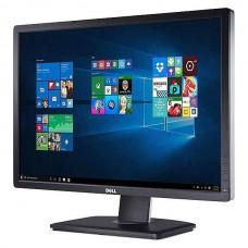 Οθόνη DELL U2410 UltraSharp 24'' ιντσών IPS FHD Wide Used Monitor μαύρη-ασημί