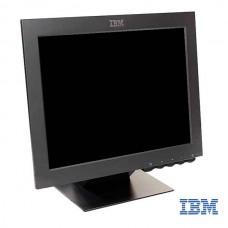 Οθόνη TFT 15 ιντσών IBM T541A Used Monitor μαύρη με τροφοδοτικό
