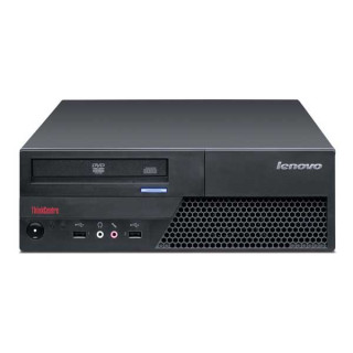 Lenovo ThinkCentre M58P SFF Core 2 Duo E8400, 2GB, 250GB, DVD-RW, Win7 Refurbished PC