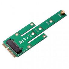 Μετατροπέας M2 SATA NGFF B-Key SSD σε mSATA