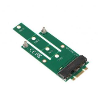 Μετατροπέας mSATA σε M2 SATA NGFF B-Key SSD