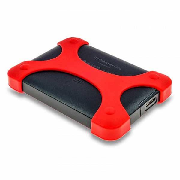 Λαστιχένια Θήκη HDD Red (X) 1018.537