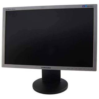Οθόνη TFT 20 ιντσών Samsung SyncMaster 2043BW Wide Used Monitor μαύρη