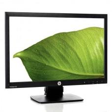 Οθόνη LED 22 ιντσών HP P221 Wide Used Monitor μαύρη