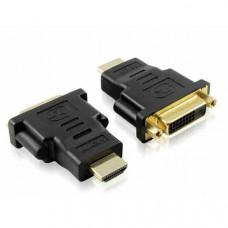 Μετατροπέας DVI-D 24+1 Θηλυκό σε HDMI Αρσενικό adapter converter CAB-H028