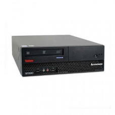 Lenovo ThinkCentre M57 SFF Intel Core 2 Duo E6550, 4GB, 160GB, DVD-Rom Win7 Refurbished PC
