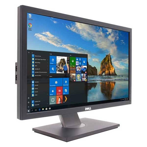 Οθόνη Led TFT 22 ιντσών Dell P2211HT Professional Wide Used Monitor μαύρη