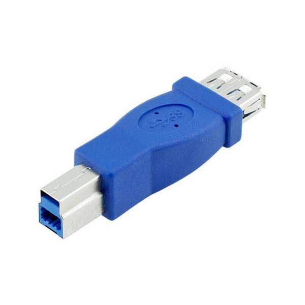 Μετατροπέας USB 3.0 Type A θηλυκό σε θύρα εκτυπωτή Type B αρσενικό Converter Adapter