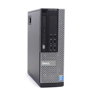 DELL Optiplex 9020 SFF Intel i5-4590, 8GB, SSD 256GB, DVD-RW Refurbished PC