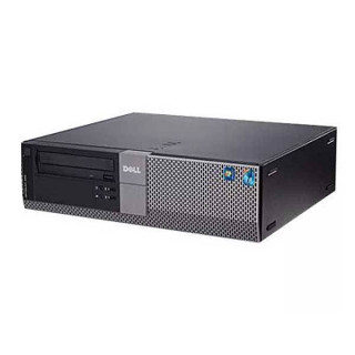 Dell Optiplex 980 SFF Intel Core i5-650, 4GB, SSD 120GB, DVD-Rom, Refurbished PC